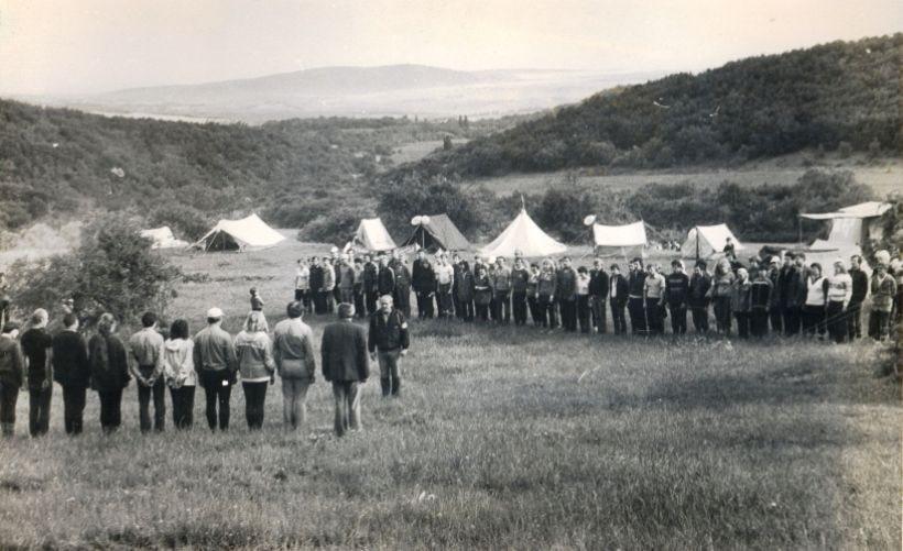 Летний туристский фестиваль Зеленая поляна - Краснолесье