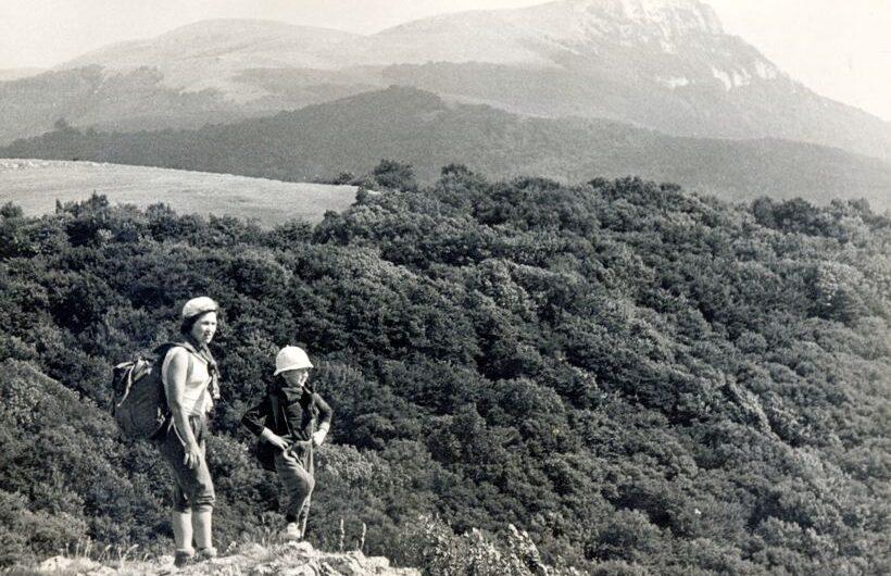 Самодеятельный/ спортивный туризм в Крыму: 1950 -1980 годы