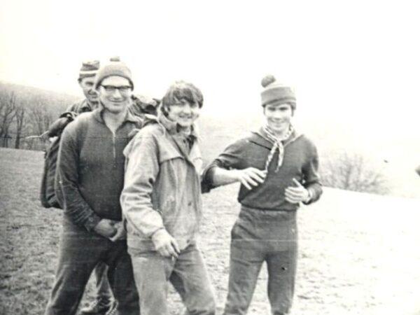 справа-налево: Н. Закалдаев, А. Коваленко, М. Генхель, А. Заяц