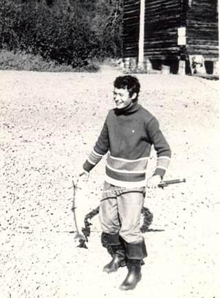 Марк Долгонос - начало 70х
