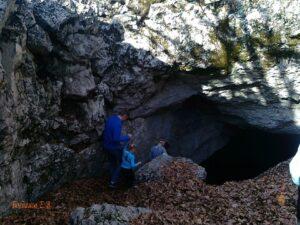 Холодная пещера / Суук-Коба